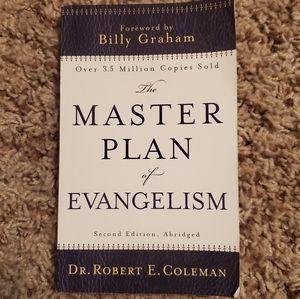 The Master Plan of Evangelism Book